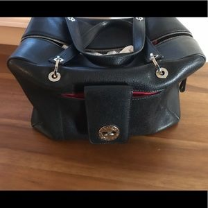 Bvlgari Leather Bag